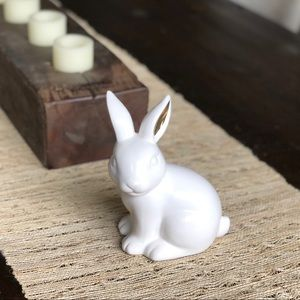 Other - Bunny Rabbit Gold Ears Accent Trinket Decor Figure